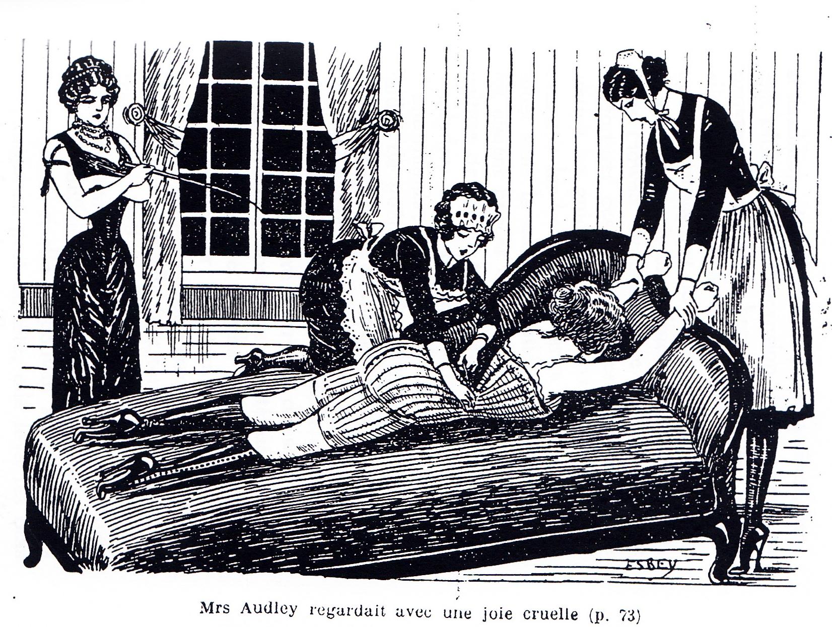 dressage esclave